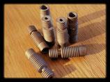 V6 Metall Heatbreak Extreme Low Friction 1.75mm/3.00mm
