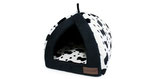 Cuccia Igloo White Black