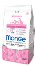 All Breeds Adult Maiale, Riso e Patate  Formato: 2,5 kg - 12 kg
