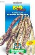 FAGIOLO nano merveille de Piemonte