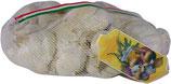 bulbi di aglio bianco da semina nazionale in confezione da 500 grammi l'ortolano