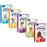 spot-on FIPROTIX  cane di taglia piccola(4-10 kg)