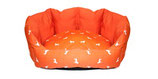 Cuccia Doggy Rotonda Orange