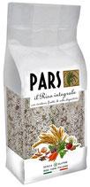 Pars - Riso Soffiato Integrale con Verdure, Frutta ed Erbe da 1 Kg