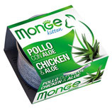 MONGE FRUITS POLLO