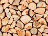 Legna da ardere secca per stufe, camini, barbecue. In faggio ,confezione 20 kg