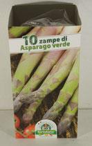 Zampe di Asparago Verde classico - 10pz