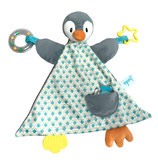 Pinguin Activity Nuscheli / Schmusetuch