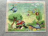 Kartonpuzzle 30-teilig, rahmenlos