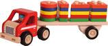 Lastwagen mit Sortierspiel