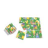 Pocketpuzzle Indianer
