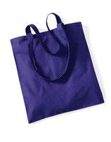 Baumwolltasche Purple