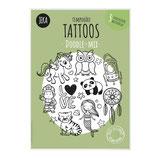 Tattoo Doodle Mix