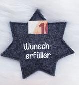 """Geschenkstern """"Wunscherfüller"""""""