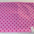 rosa Punkte Größe 2, Variante 1