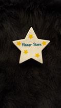 """Stern klein """"Kleiner Stern"""" gelb-grün"""