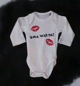 "Babybody ""Oma war da"""