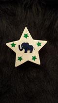 """Stern klein """"Elefant"""""""