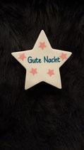 """Stern klein """"Gute Nacht"""""""