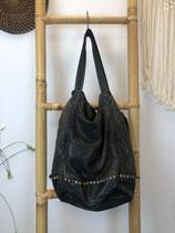 Leder Tasche von Anokhi  secondhand