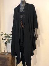 Black by K&M Cardigan Oversize