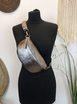 Crossbag aus Leder