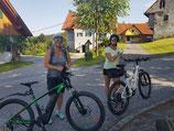 Mit dem E-Bike die Südsteiermark entdecken