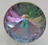 Rivoli 14 mm Crystal Vitrail Light
