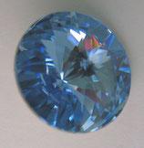 Rivoli 12 mm Light Sapphire