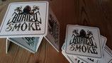 Bierdeckel - Buried In Smoke Logo