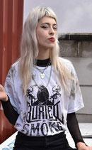 Buried In Smoke T-Shirt - Weiß SALE