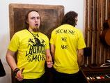 Tshirt - Buried In Smoke Logo