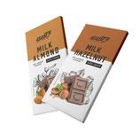 TABLETTE DE CHOCOLAT GOT7 75GR
