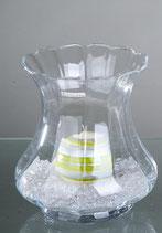 Vaso ottico cristallo