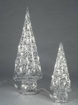 Albero decorativo con LED luce