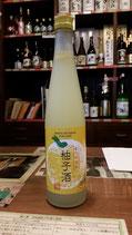 まつのはな 柚子酒 500ml