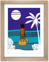 Paddeln / paddle