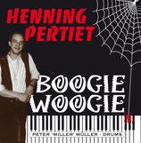 CD Henning Pertiet - Boogie Woogie