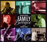 CD Family Boogie - Gottfried Böttger und Henning Pertiet