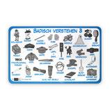 Vesperbrettchen - Badisch Verstehen 3