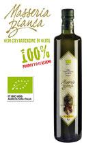 Masseria Bianca, Biologisch, 750 ml