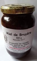 Miel de Bruyère - 2018