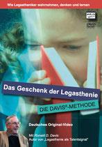 """DVD """"Das Geschenk der Legasthenie"""""""