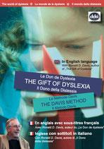 """DVD """"Dyslexia – the Gift"""""""