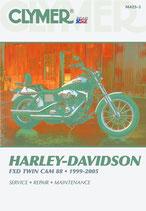 Reparaturhandbuch Harley Davidson FXD TWIN CAM 88 Baujahr 1999-2005