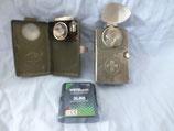 Taschenlampe Abblendung, gebraucht, Batterie neu