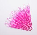 Leere Hennatuben (Pink)