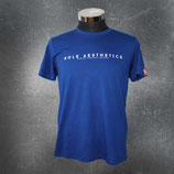 "RULE AESTHETICS ""Fortes Fortuna Adiuvat"" Shirt Atlantic Blue (UNISEX)"