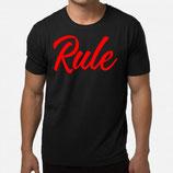 """RULE AESTHETICS """"Redline"""" Shirt"""