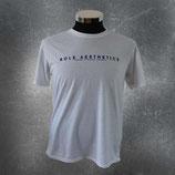 """RULE AESTHETICS """"Fortes Fortuna Adiuvat"""" Shirt White (UNISEX)"""